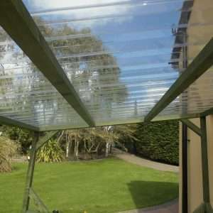 Kingspan Clear Insulated Polycarbonate Rooflights