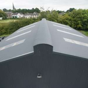 Curved/Cocktailed Sheeting