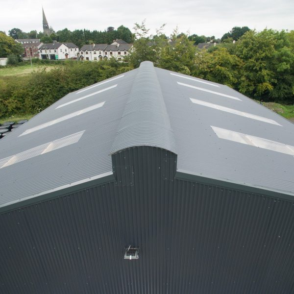 Curved, Cocktailed Sheeting