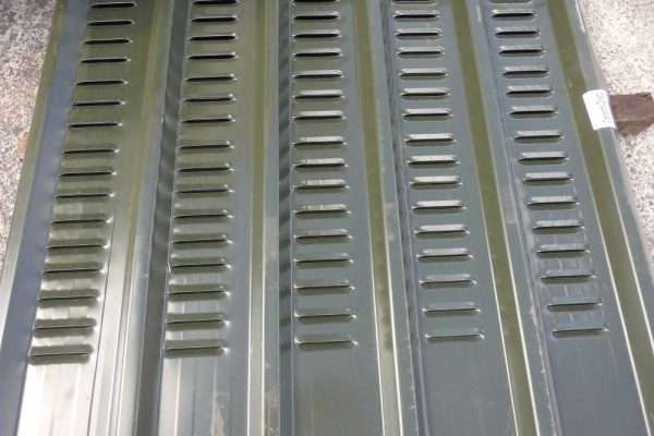Ventilated Sheeting