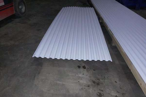 Agriliner Pvc Profile Sheets O Connor Roofing Kingspan Panels Sheeting Roofing