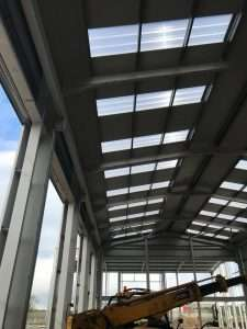 Polycarbonate Roof Lights