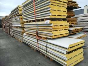 Insulated Factory Sheeting