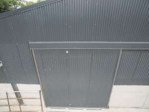 Garage Doors O Connor Roofing 166 Kingspan Panels