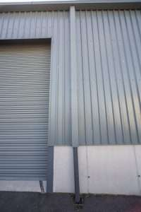 Box Profile / Corrugated PVC Coated Finish