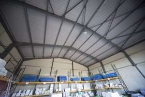 Non Drip Sheeting O Connor Roofing Kingspan Panels Sheeting Roofing