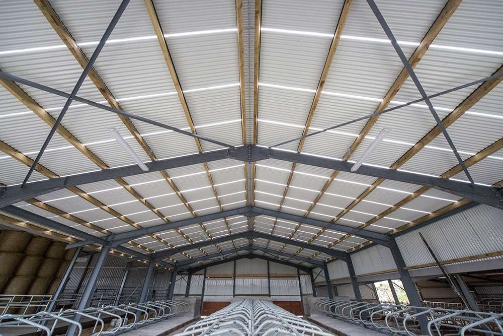 Dairy Farm Grant Approved Sheeting