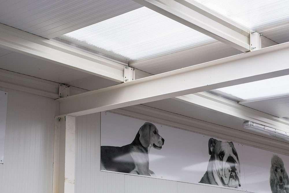 Kingspan Insulated Panel & Double Skin Rooflight in Kinsealy Dublin